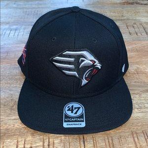 NWT XFL New York Guardians 47 brand hat
